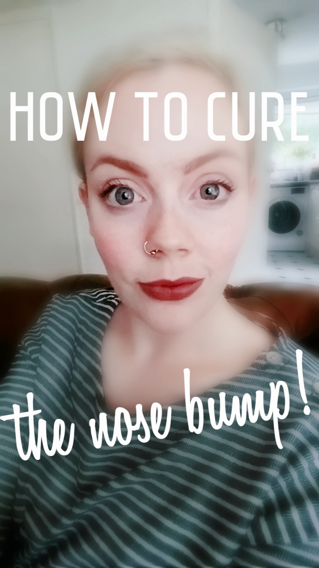 Curing A Nose Ring Keloid Bump Pretty Thoughtful Blog