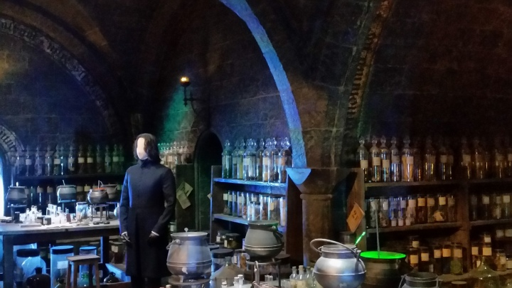 potions class room