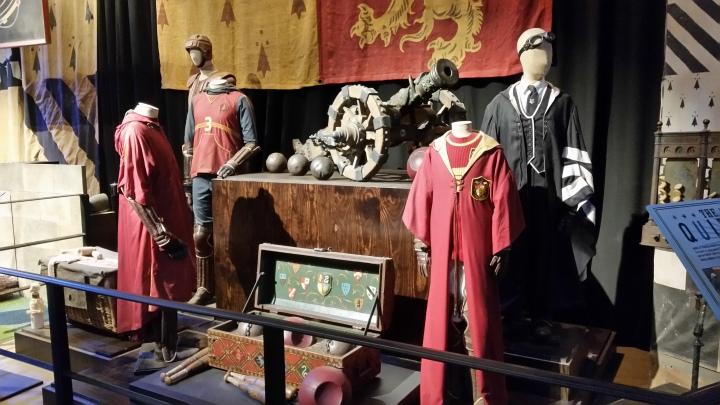 Quidditch costumes