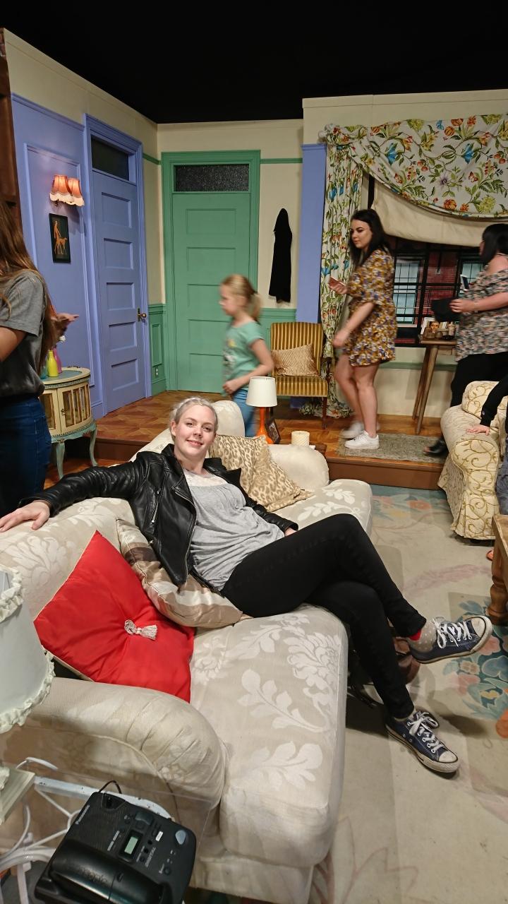 Monica and Rachel's