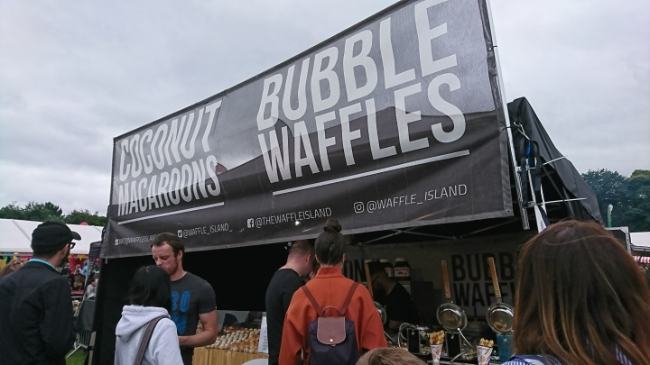 the waffle island