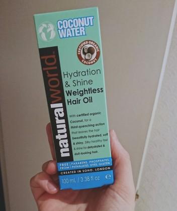 Cocnut water