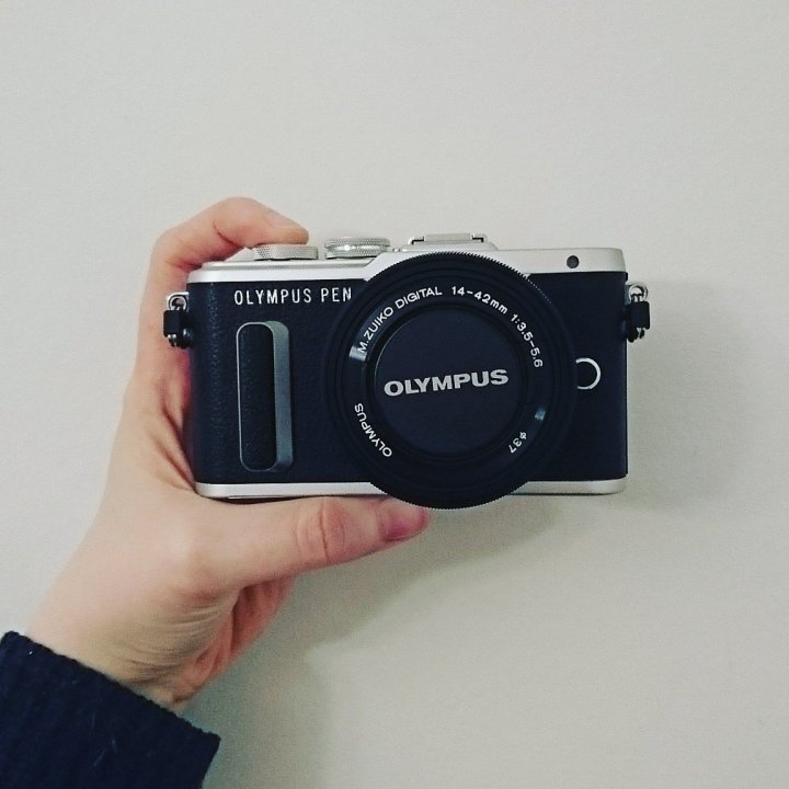 Trying out my Olympus Pen // First Impressions