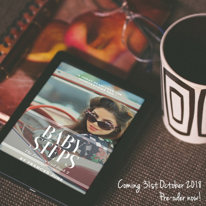 Baby Steps – now available forpreorder!