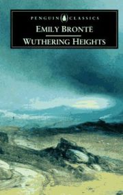 covers for books: Wuthering Heights - The Mill on the ...