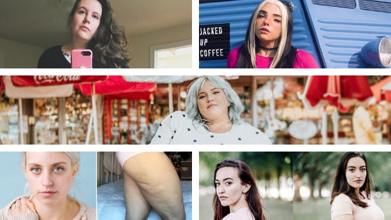My favourite body-positive accounts