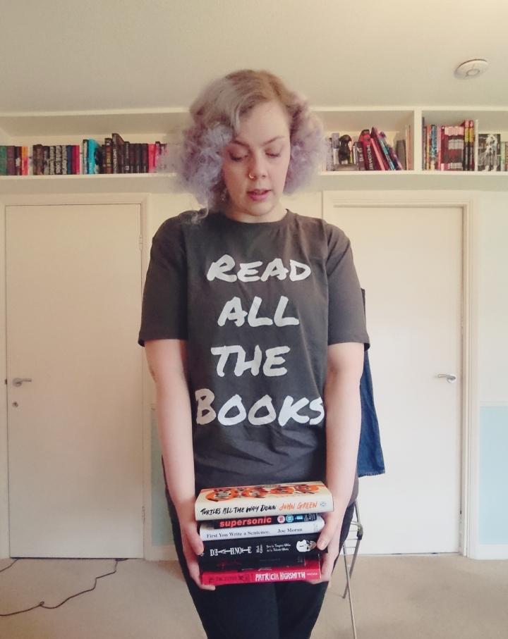 T-shirt addiction…