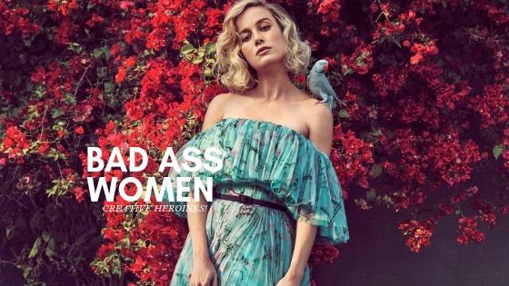 Bad Ass Women // Creativeheroines!