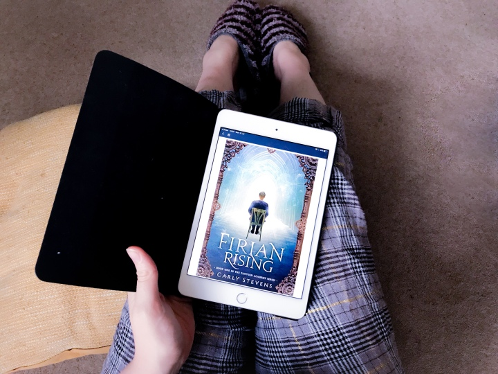 Indie Author Book Review // Firian Rising by CarlySteve