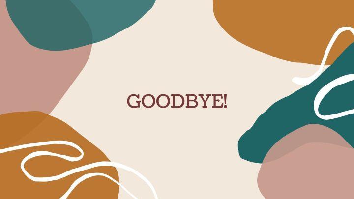 Farewell 2020! FarewellPTB!